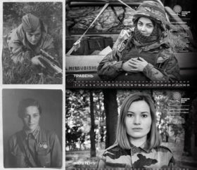 Women in Arms: from the Russian Empire to Post-Soviet States