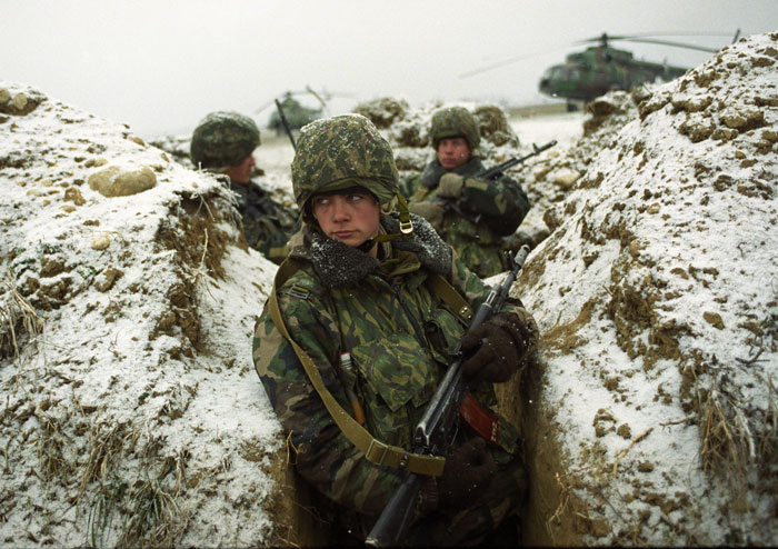 Military Journalism in Soviet and Post-Soviet Russia