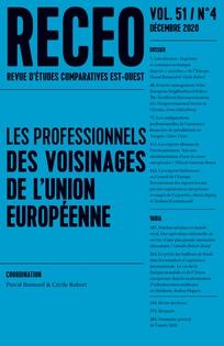 Les professionnels des voisinages de l'Union européenne